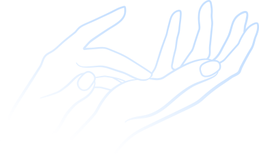 Illustration of hands