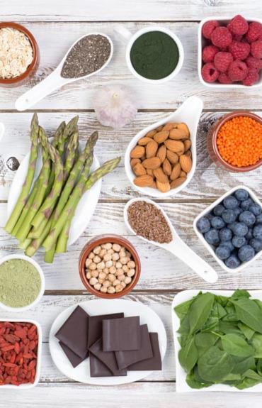 Polifenóis: os seus benefícios para a pele