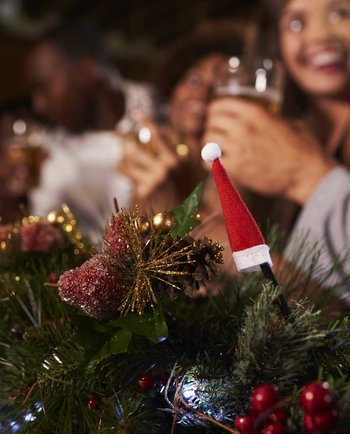 7 passos para organizar a melhor festa de Natal de sempre