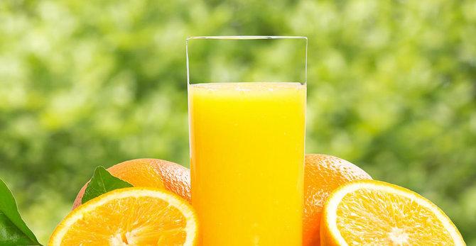 Sumo de laranja no Inverno? É melhor não!