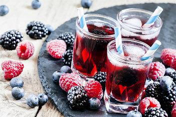 Chá de Folha de Amora: o seu novo aliado para os dias quentes