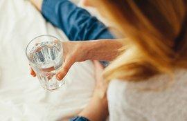 Quantidade de água por dia que devemos de beber