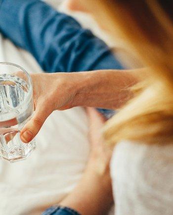 Qual a quantidade de água por dia que devemos de beber?