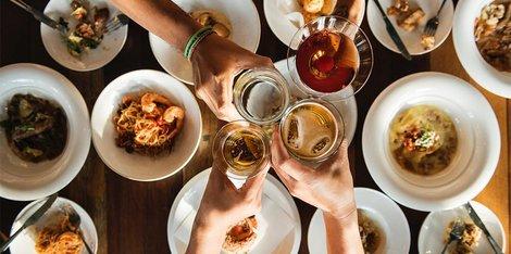 Oito cocktails para preparar em casa