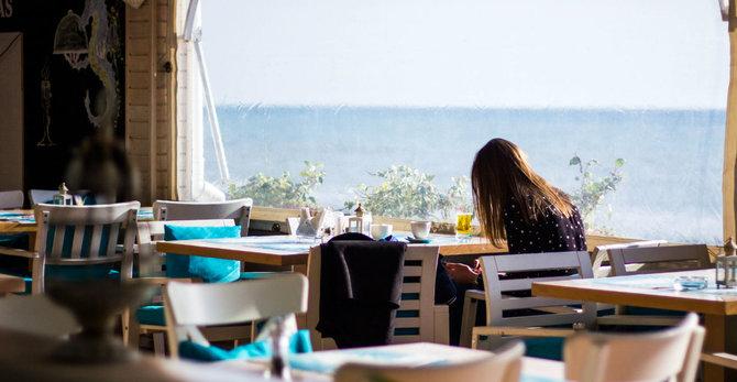 Esplanadas à beira-mar para aproveitar os fins de semana