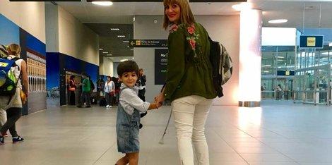 Guest Blogger - Viajar com crianças por Elsa Fragata