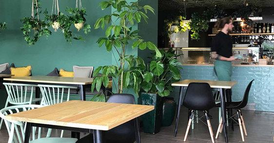6 Restaurantes inspirados no mundo Vegan