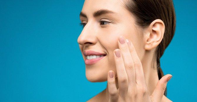 Pele limpa e nutrida: a chave para uma maquilhagem perfeita
