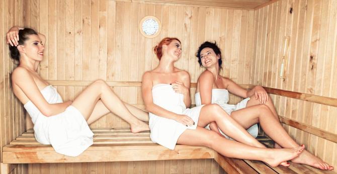 Verdadeiro ou falso: as saunas são boas para a pele?