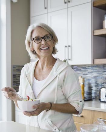 12 Alimentos que vão equilibrar a dieta durante a menopausa