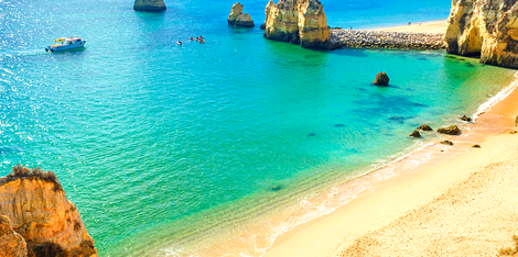 7 praias paradisíacas por descobrir na costa portuguesa