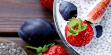Combata os sintomas da menopausa com a alimentação