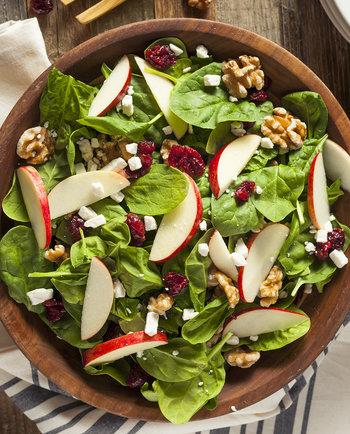 Saladas…sem alface