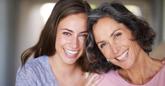 9 formas de ajudar a sua mãe a cuidar de si mesma