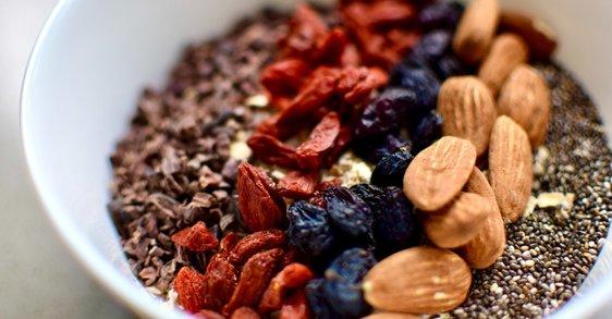 Falta de vitamina E como consequência da menopausa: como evitar