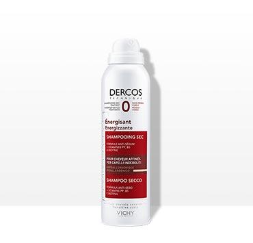 Champô Seco Estimulante para cabelo fino ou com falta de densidade