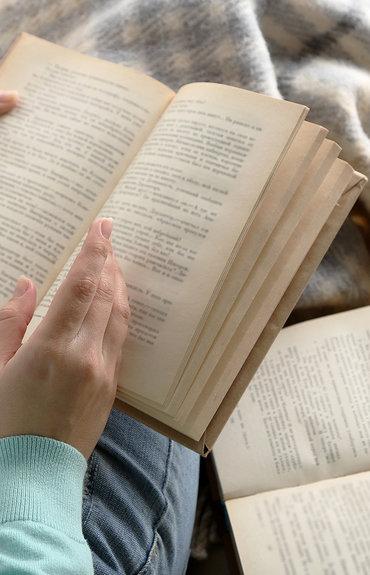 5 livros para o seu romance de Inverno