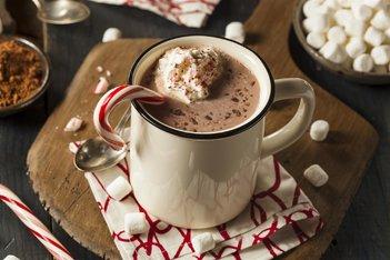 5 Receitas light de chocolate quente para antecipar o natal