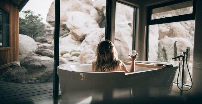 5 coisas que deve começar a fazer no banho