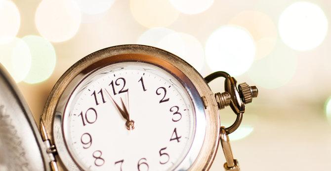 12 Desejos, 12 resoluções: dê as boas-vindas a 2018