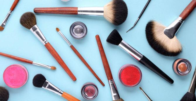 Como usar a sua maquilhagem durante o verão