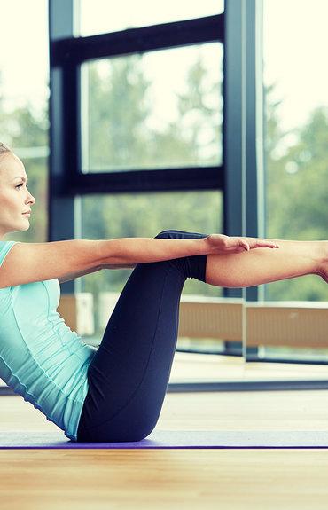 Pilates, a modalidade 3 em 1