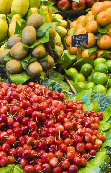 O segredo de uma pele bonita em 5 frutas