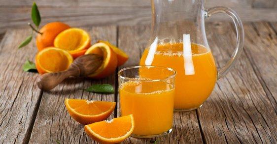 Sumo de laranja ou elixir de beleza?