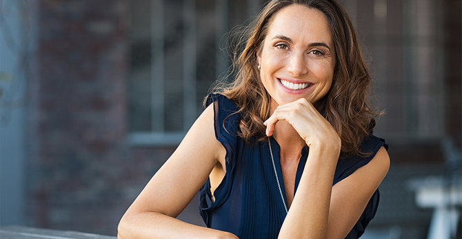 O que comer para atenuar os sintomas da menopausa?