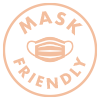 Mask Friendly Logo