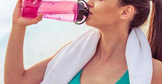 Ginásio: Como se hidratar durante o treino em 7 perguntas