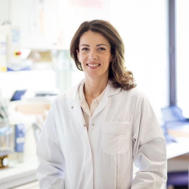 Elisa - Scientific director of Vichy